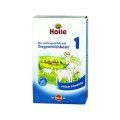Holle baby food AG Holle Bio Anfangsmilch 1 auf Ziegenmilchbasis, 400 g