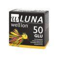 Med Trust GmbH Wellion Luna Blutzuckerteststreifen, 50 St