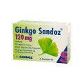 Hexal AG Ginkgo Sandoz 120 mg Filmtabletten, 60 St