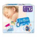 Attends GmbH Chelino 6 Babywindeln Junior 17-28 kg, 27 St