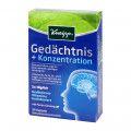 Kneipp GmbH Kneipp Gedächtnis+Konzentration Kapseln, 30 St