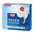 WEPA Apothekenbedarf GmbH & Co KG Wepa Nasendusche mit 10 Beuteln Nasenspülsalz, 1 P