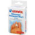 Eduard Gerlach GmbH GEHWOL Hühneraugen-Schutzpolster-Ring G mittel, 3 St