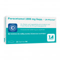 Paracetamol 1000 mg 1A Pharma Suppositorien