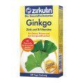 DISTRICON GmbH Zirkulin Ginkgo Zink und B-Vitamine Tabletten, 60 St