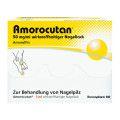 DERMAPHARM AG Amorocutan 50 mg/ml wirkstoffhaltiger Nagellack, 3 ml