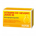 Vitamin D3 Hevert 2. 000 I. E. Tabletten