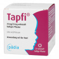 Pädia GmbH Tapfi 25 mg/25 mg Wirkstoffhaltiges Pflaster, 20 St