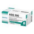 Zentiva Pharma GmbH ASS 500 Acetylsalicylsäure 500 mg Tabletten, 100 St