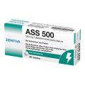 Zentiva Pharma GmbH ASS 500 Acetylsalicylsäure 500 mg Tabletten, 30 St