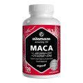 Vitamaze GmbH Vitamaze Maca 5.000 mg + L-Arginin + OPC + Vitamine + Zink, 120 St