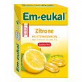 Dr. C. SOLDAN GmbH Em-eukal Zitrone Bonbons Box zuckerfrei, 50 g