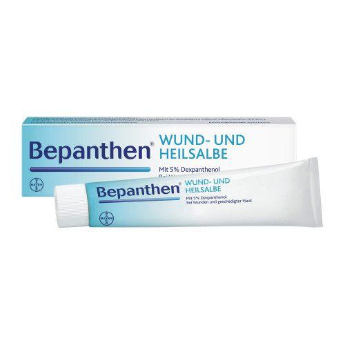 Bepanthen Wund- und Heilsalbe 3.5 g - Bepanthen Wunden ...