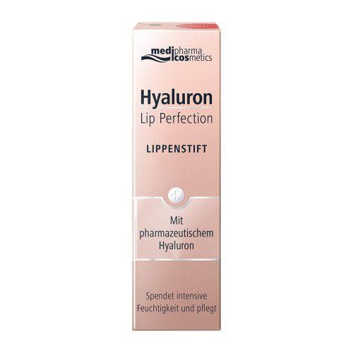 Hyaluron Lip Perfection Lippenstift red   Medipharma