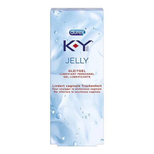 K Y Jelly 50 ml - Durex Gleitgel - Durex - Marken - claras